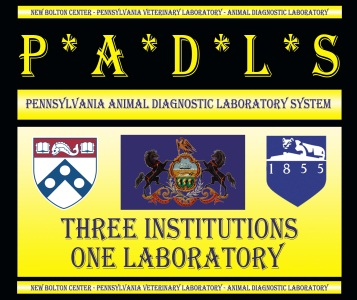 Pennsylvania Animal Diagnostic Laboratory System (PADLS)
