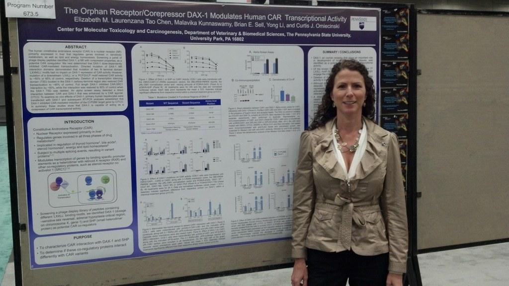 Elizabeth Laurenzana_2012ExpBiology